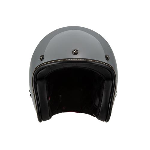[SOL] AO-1 빈티지 그레이 클래식 오픈페이스 헬멧