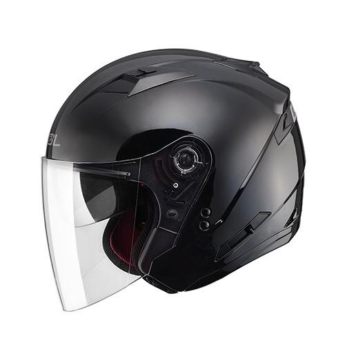 [SOL] SO-7 블랙 오픈페이스 헬멧